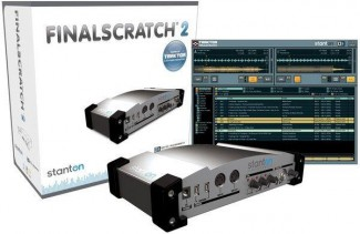 AMPLIFICADOR STANTON FINAL SCRATCH2 PAQ.