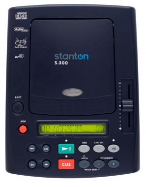 REPRODUCTOR STANTON CD SENCILLO S.300