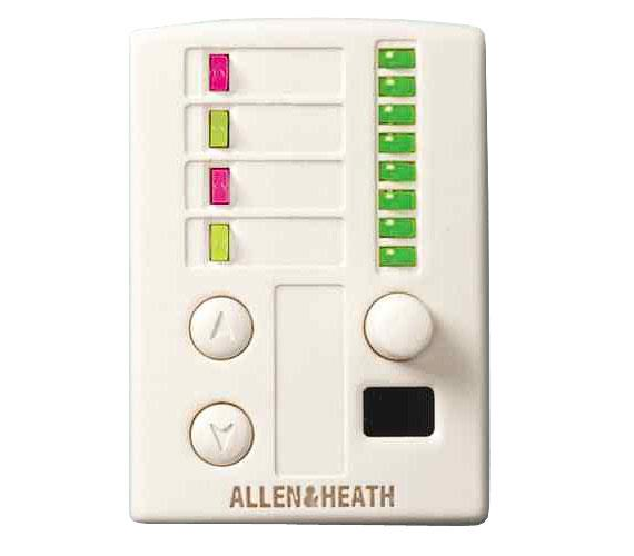 CONTROLADOR ALLEN & HEATH PL-4